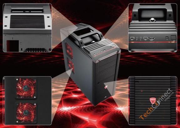 H Aerocool παρουσιάζει το νέο Rs-4 mid-tower gaming chassis Aeroco11