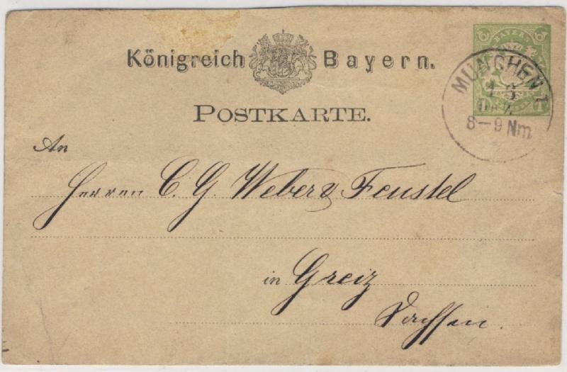 bayern - Bayern Kreuzerbelege - Seite 2 Kreuze10
