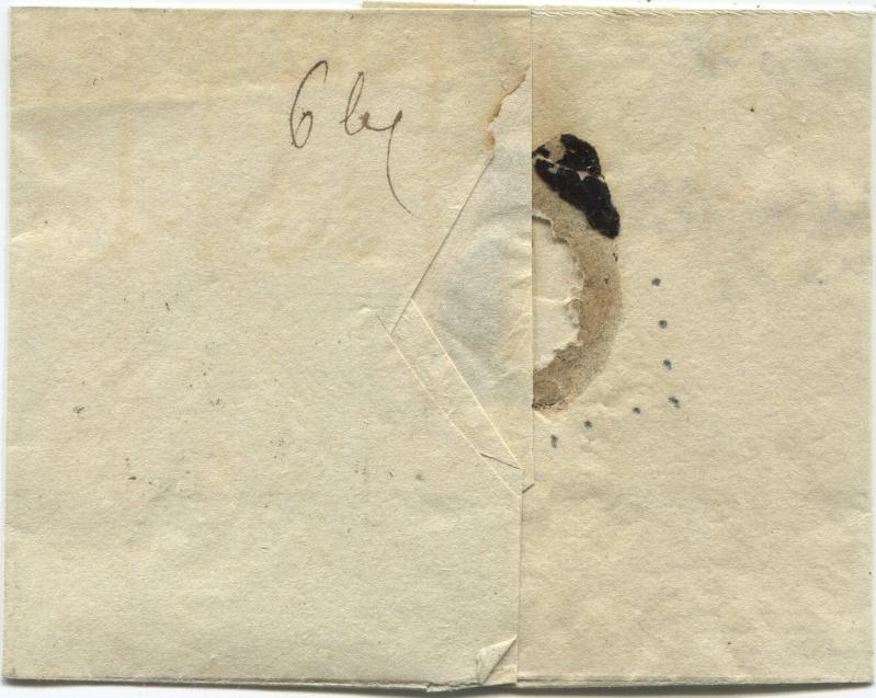 Briefe von - und nach Vorarlberg aus der bayrischen Zeit (1.1.1806 - 7.7.1814) Bbchur11
