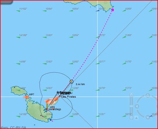 Middle Sea Race Captu247