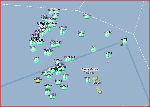 Middle Sea Race Captu260