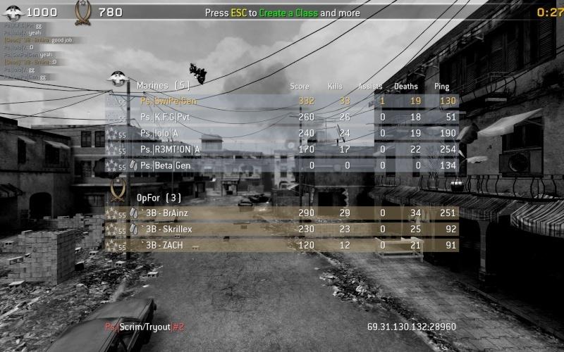 Ps.| vs 3B  [VICTORY]  Cod4mp12