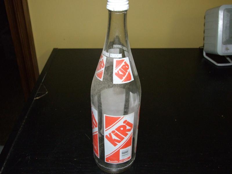 Caisse de breuvage Kiri St-Félix avec 6 bouteilles 2012_015