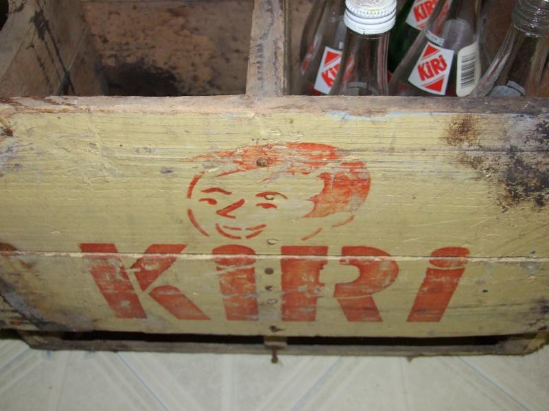 Caisse de breuvage Kiri St-Félix avec 6 bouteilles 2012_016