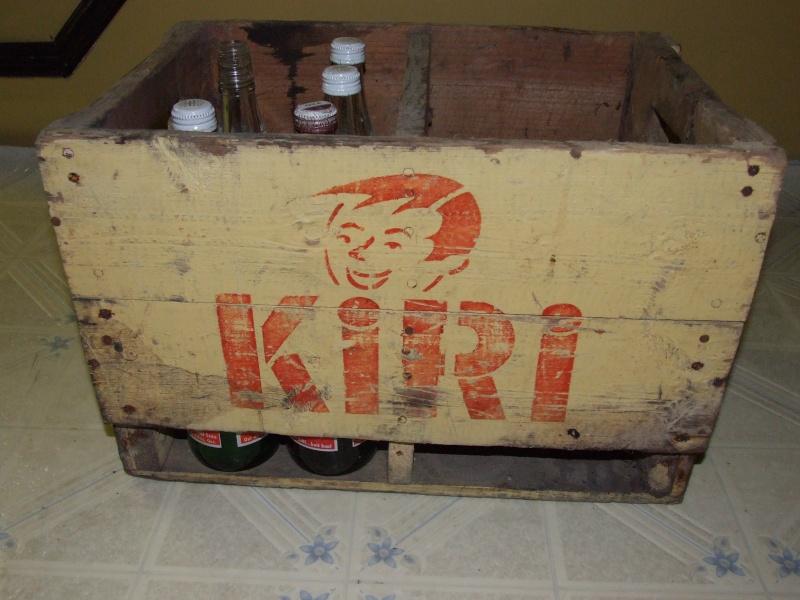 Caisse de breuvage Kiri St-Félix avec 6 bouteilles 2012_020