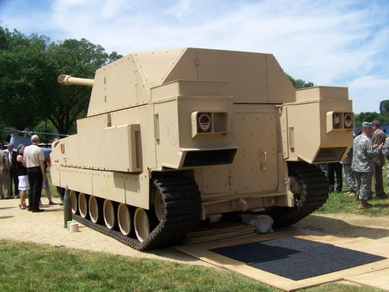 systèmes d'artilleries autotractés et autopropulsés - Page 3 53164710