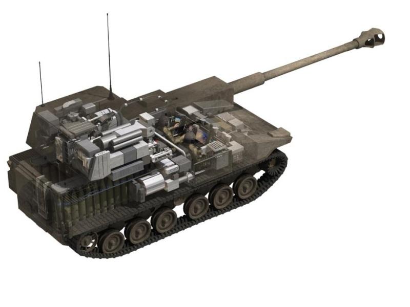 systèmes d'artilleries autotractés et autopropulsés - Page 3 56400710