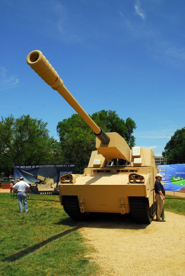 systèmes d'artilleries autotractés et autopropulsés - Page 3 58079410