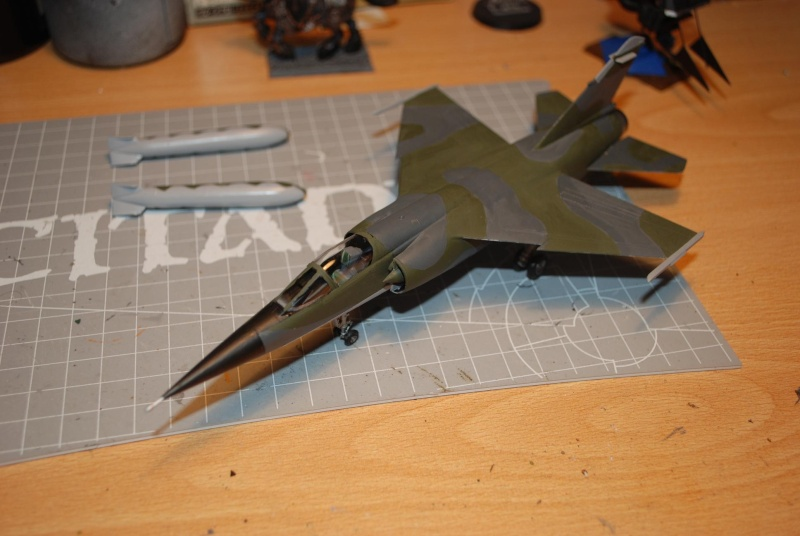 [Revell]Mirage F.1CR - 1/72 - Page 2 Mirage16
