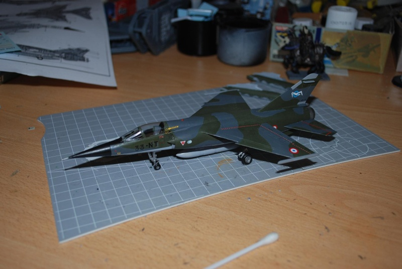 [Revell]Mirage F.1CR - 1/72 - Page 2 Mirage21