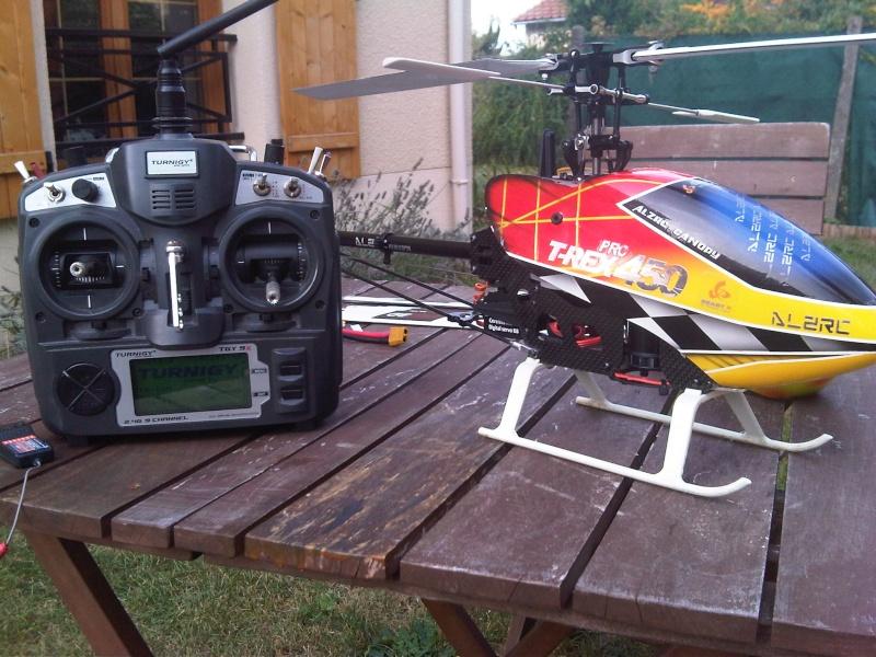 vends Tarot 450 RTF avec turnigy 9X  Img00011