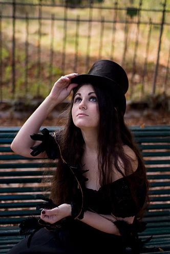 Portrait des Elegantes Lucie_10