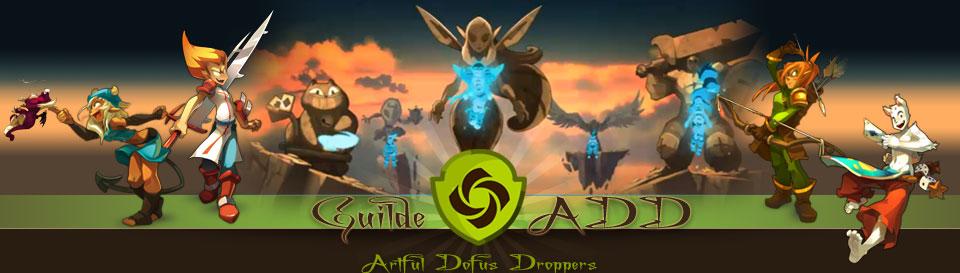 Guilde Artful Dofus Droppers (ADD)