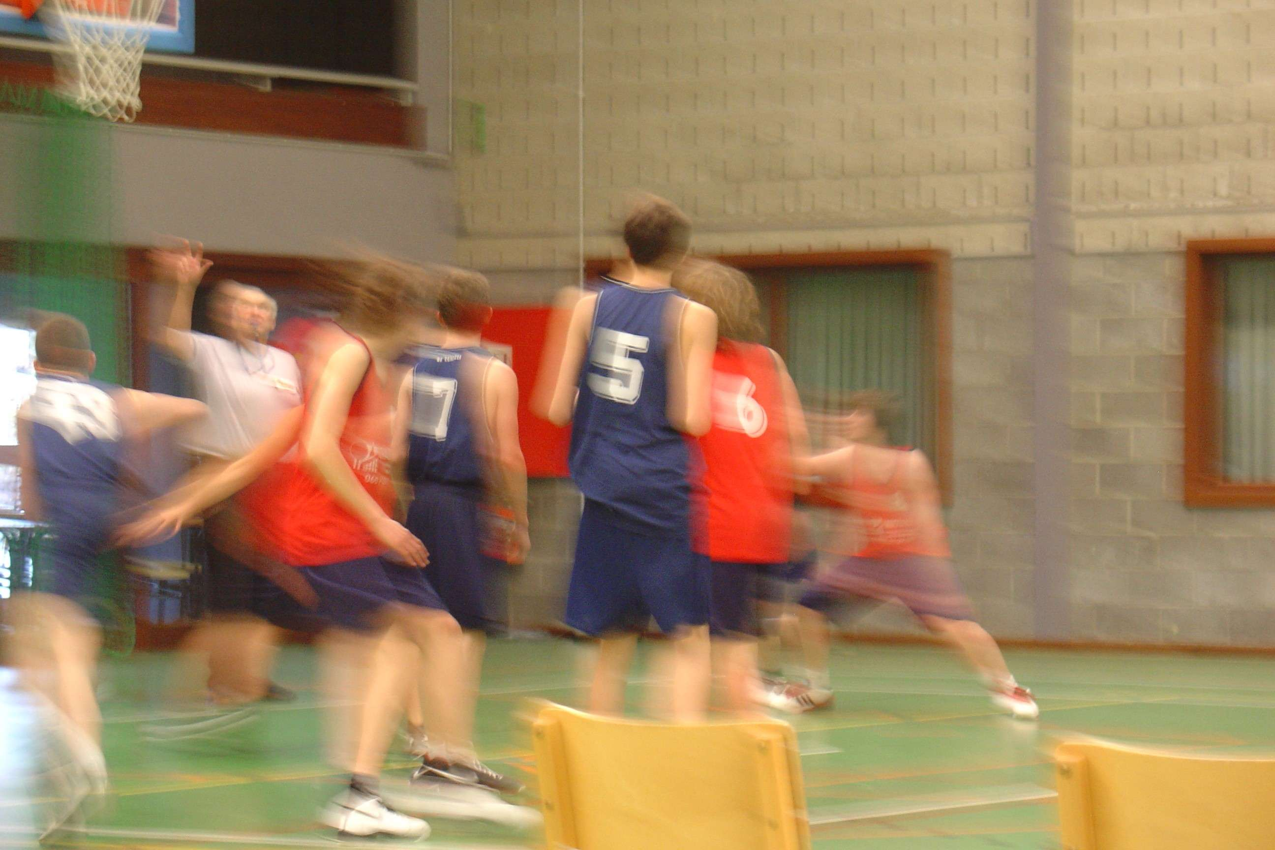 basket-ball Flou12