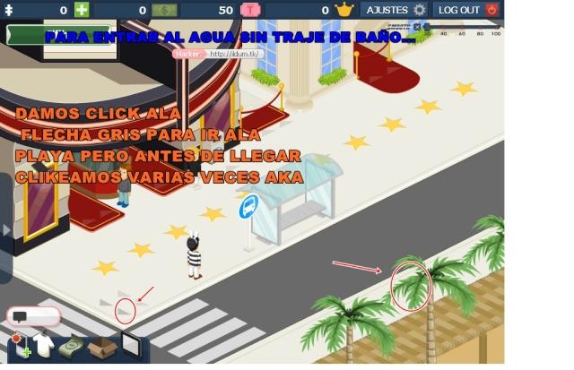 COMO METERME AL AGUA DELA PLAYA SIN TENER TANGA :$ Playa11