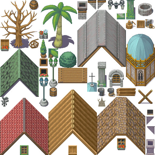 Tile de toits Tile12