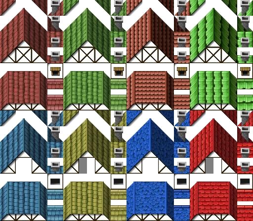 Tile de toits Toitur10