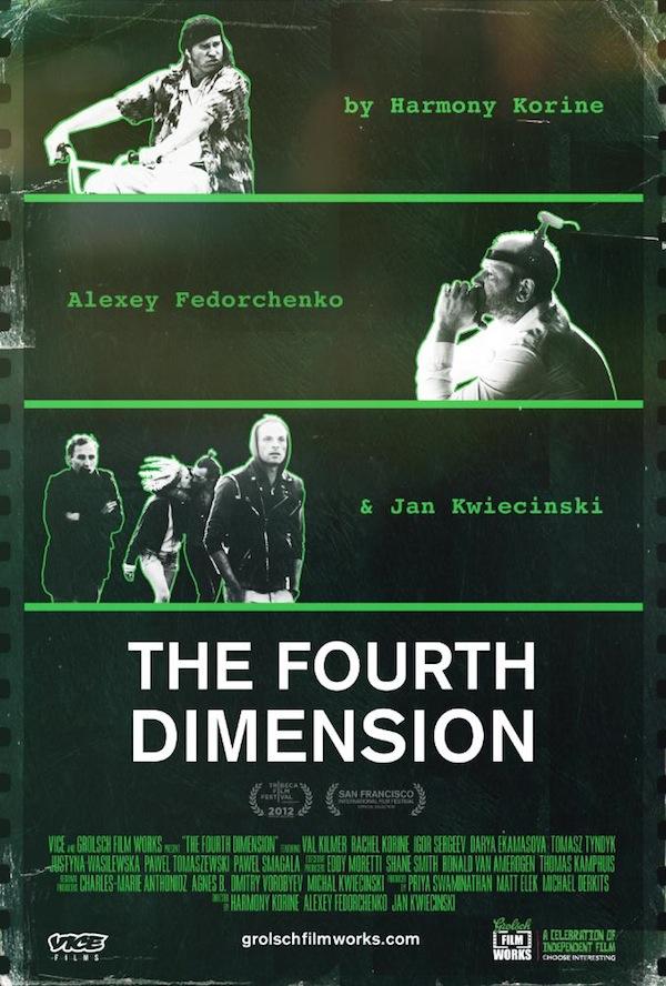 The Fourth Dimension Fourth10