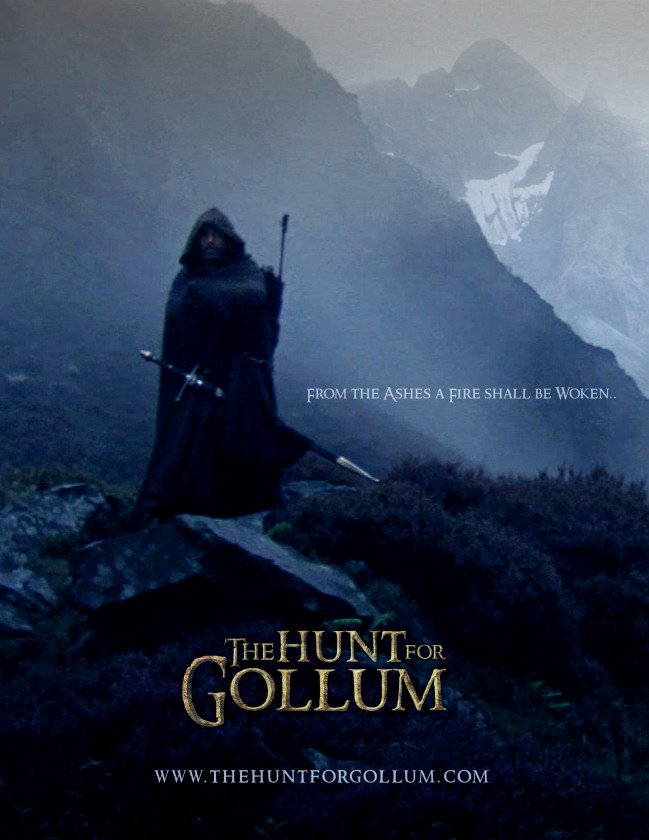 [Film] The Hunt for Gollum Poster11