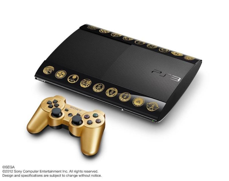 Console PS3  Ryu Ga Gotoku 5 Yak_510