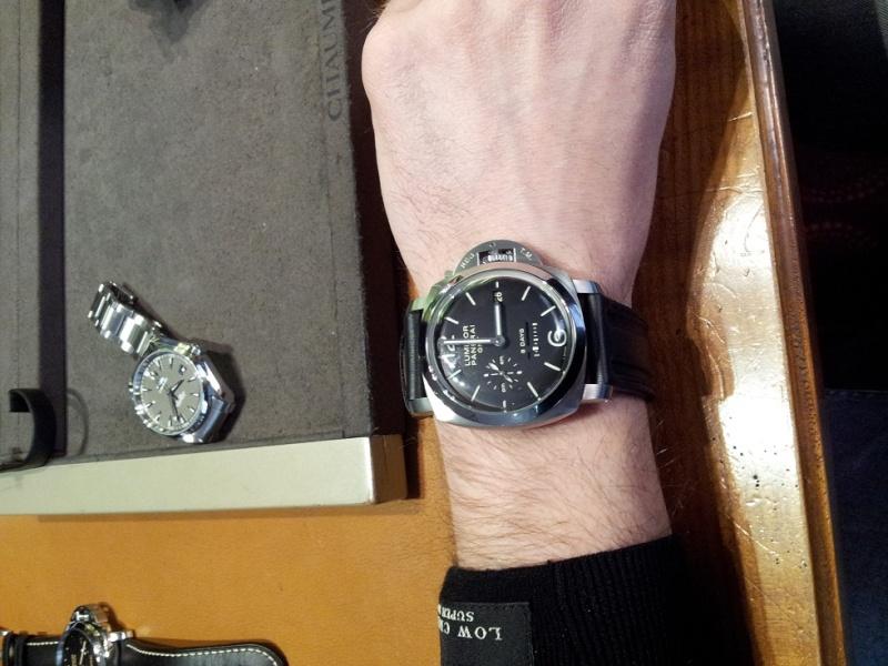Ma 1ère vraie montre 10 K€ /12 K€ Pam_2310