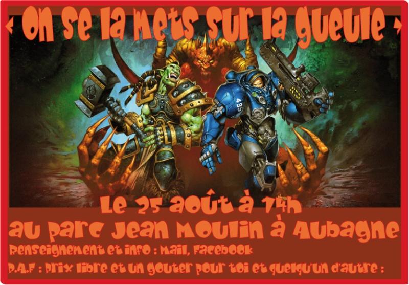 """""""On se la mets sur la gueule""""  Le 25 Août à 14h Au parc Jean Moulin à Aubagne Sans-t11"""