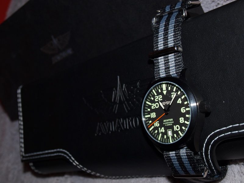 [Revue] Aviator 24-hour Watch Black (modifiée) P1257814