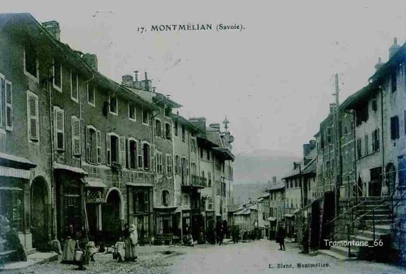MONTMELIAN M1710