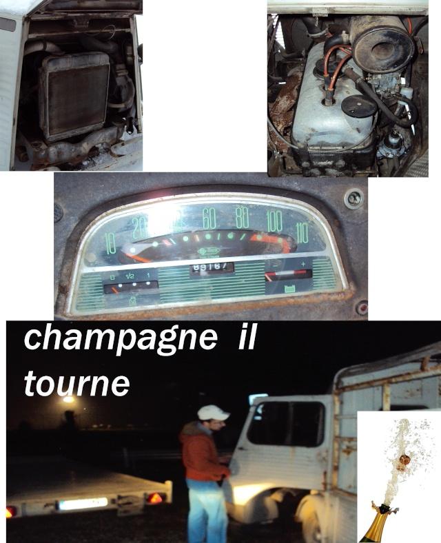 Présentaion : champagne Champa11