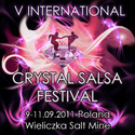 V International Crystal Salsa festival 2011 Crysta11