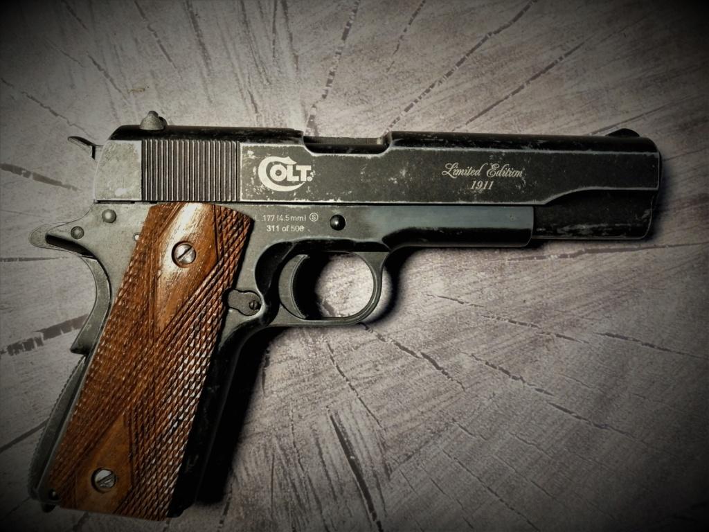 Colt 1911 plaquette bois Img_2015