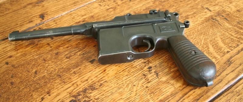 Mon C96 modèle 1930 410