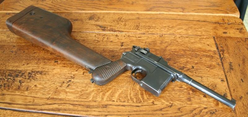 Mon C96 modèle 1930 810