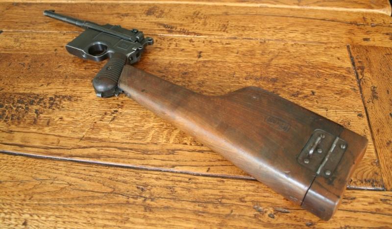 Mon C96 modèle 1930 910