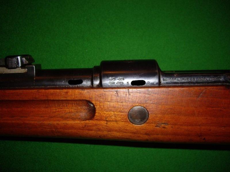 valeur Mauser 98K DRP Ki_00510