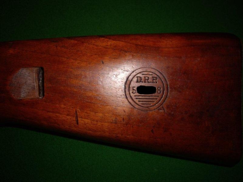 valeur Mauser 98K DRP Ki_00610