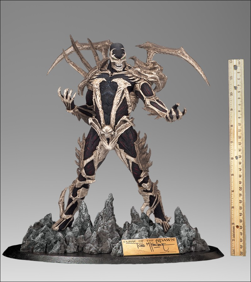 Curse of the Spawn resin statue Curse_10