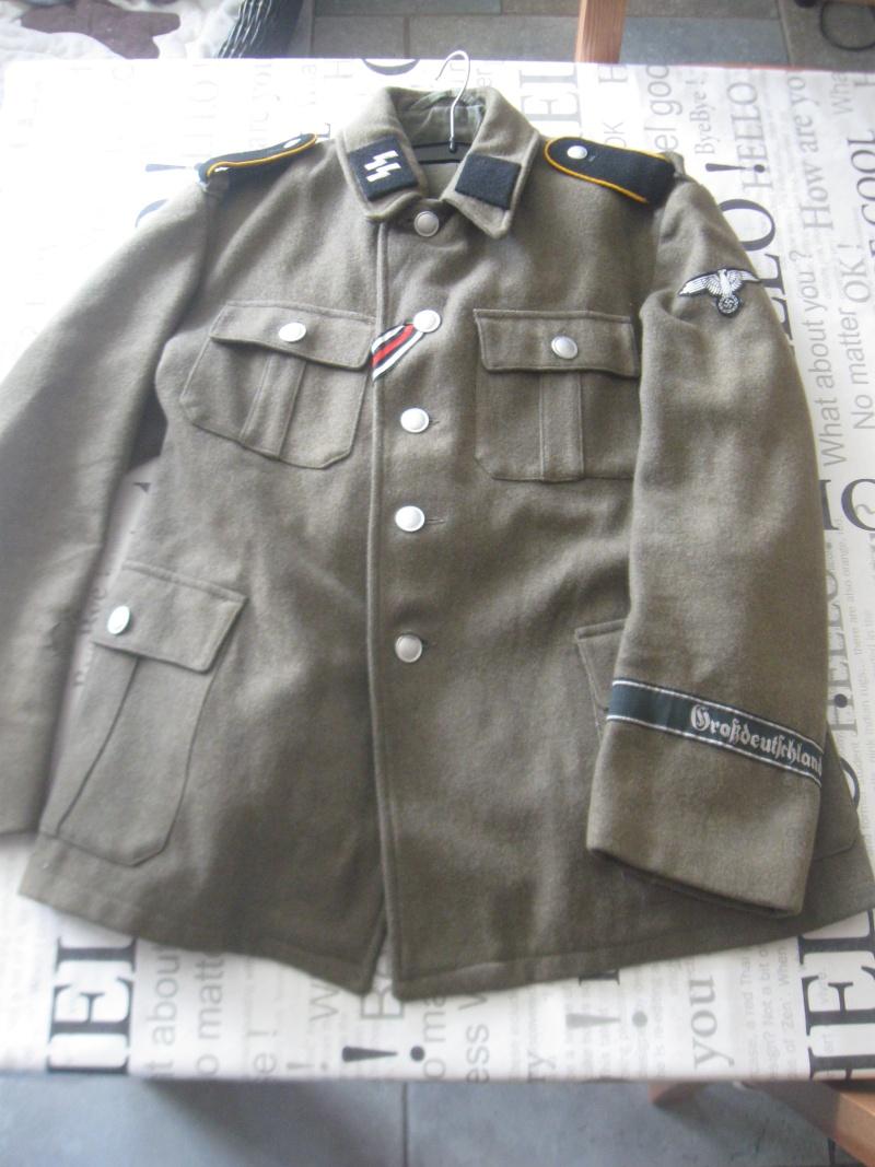 uniforme SS Grossdeutschland .. Img_0110