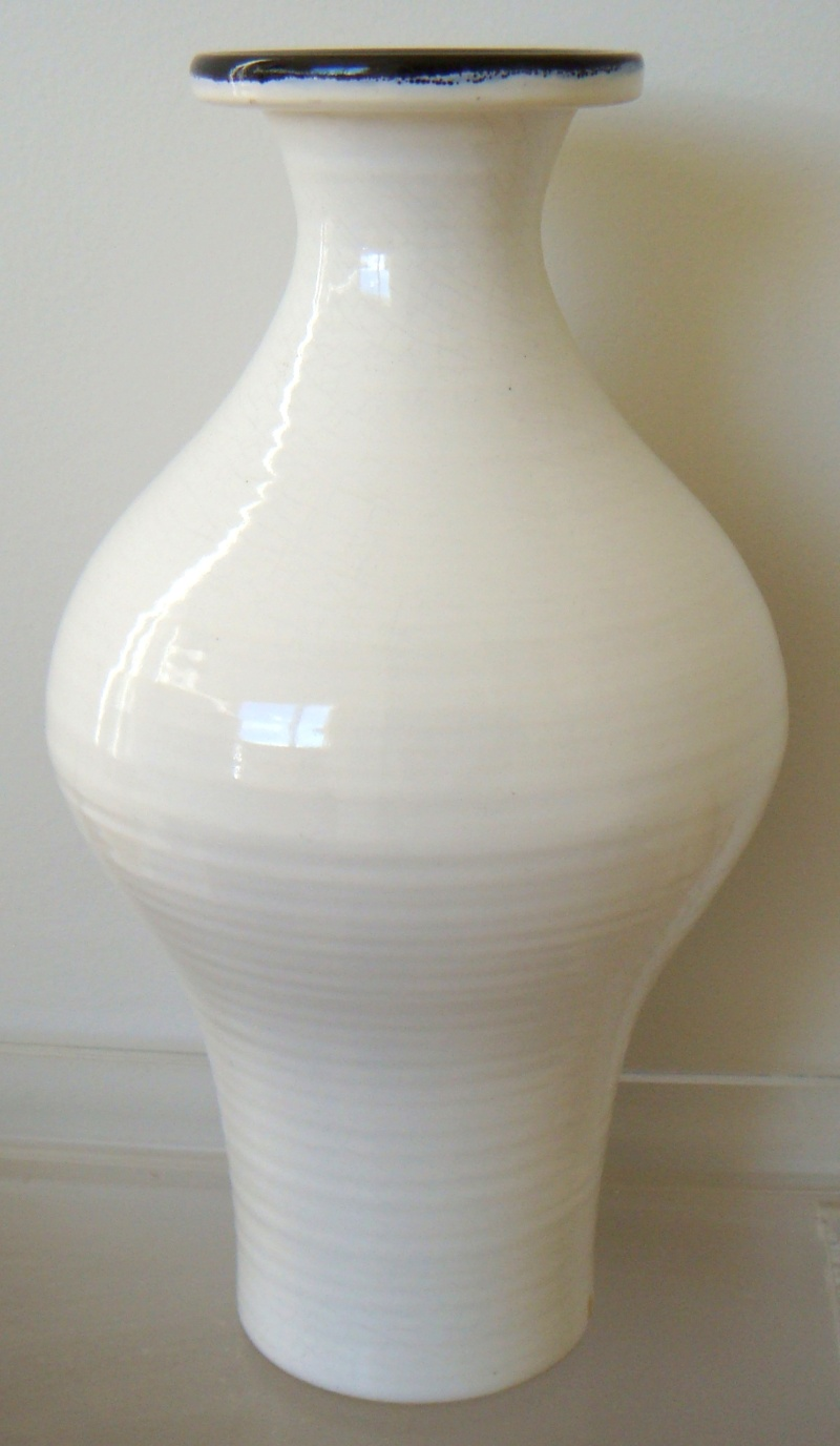 Another unusually shaped Hand Potted Vase Dsc02019