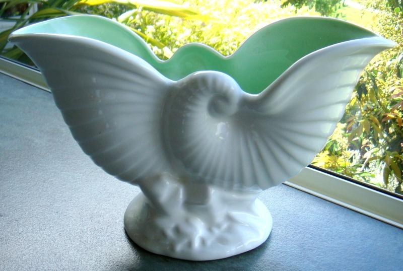 Studio Ceramics Nautilus Vase Dsc02522