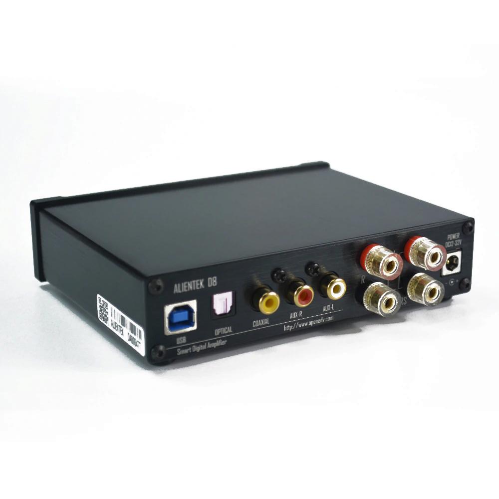 Collegare amplificatore e casse passive al PC Alient10