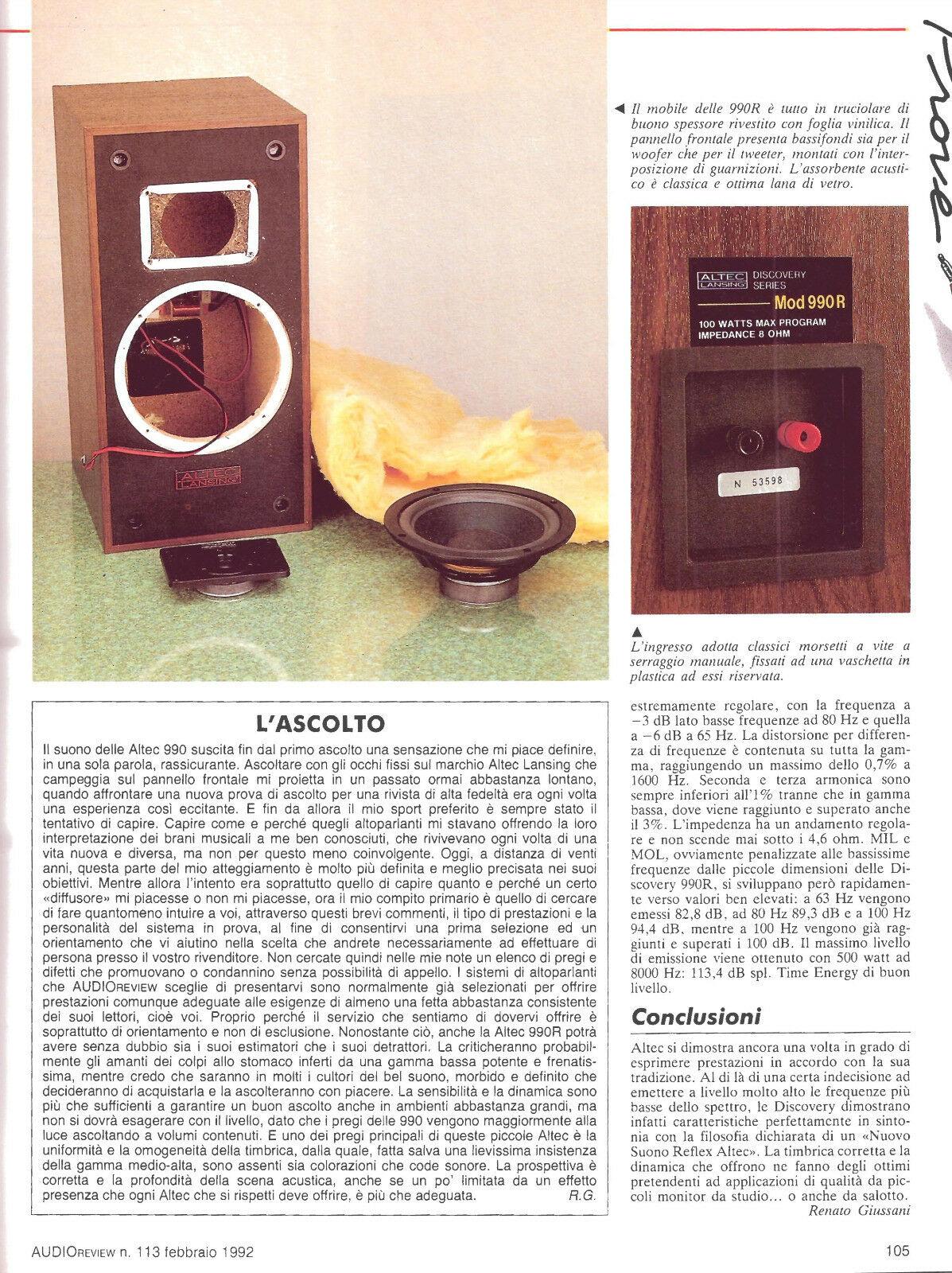 Acoustic Research AR12: restauro o... - Pagina 2 Diffus16