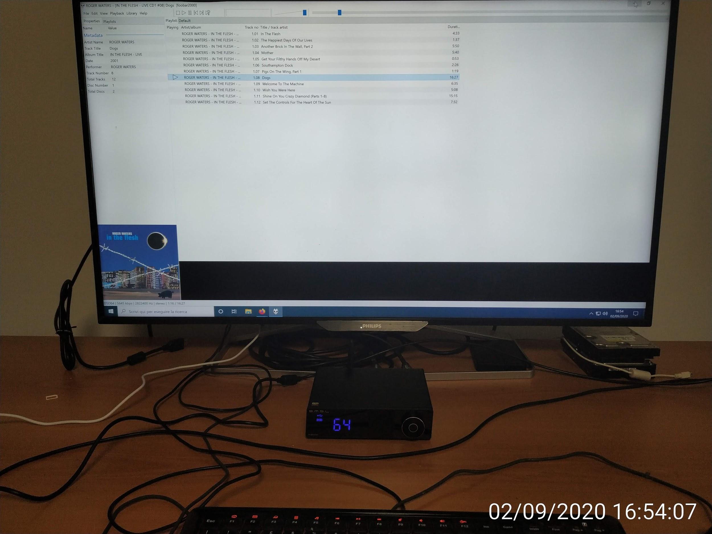 [NEWS] Nuovo SMSL M200: il DAC economico - bilanciato - definitivo ? Smsl_m10