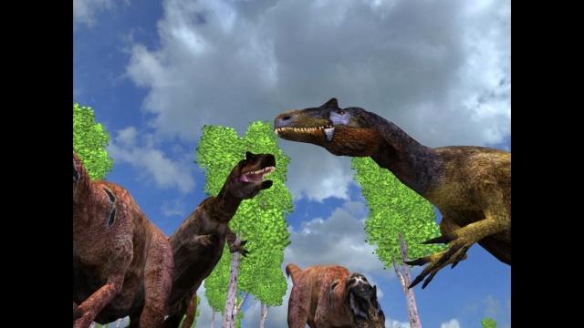 El Zoo Prehistorico Privado Allosa10