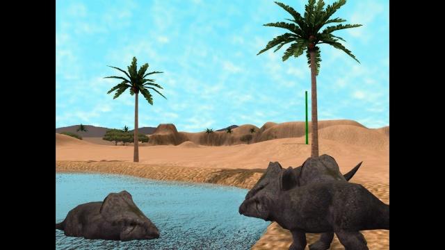 El Zoo Prehistorico Privado Ovejas10