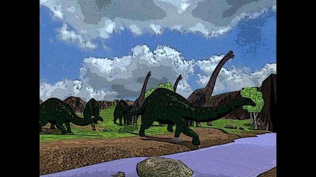El Zoo Prehistorico Privado Pic1012
