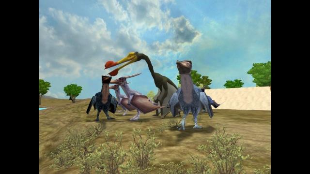 El Zoo Prehistorico Privado Pic1115