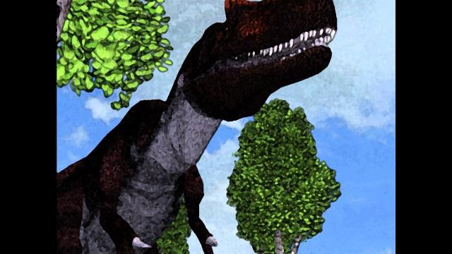 El Zoo Prehistorico Privado Pic1217