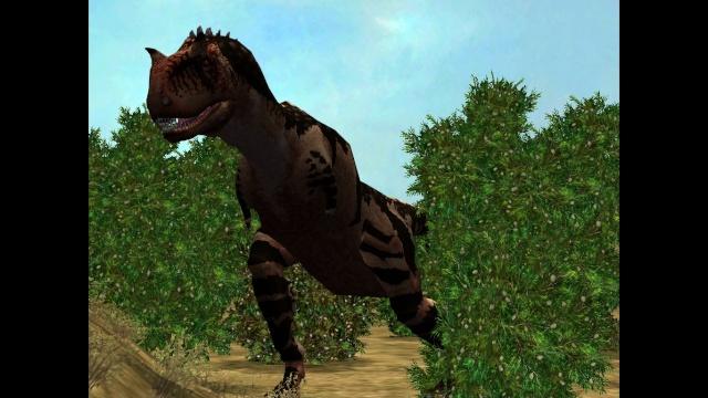 El Zoo Prehistorico Privado Pic1413