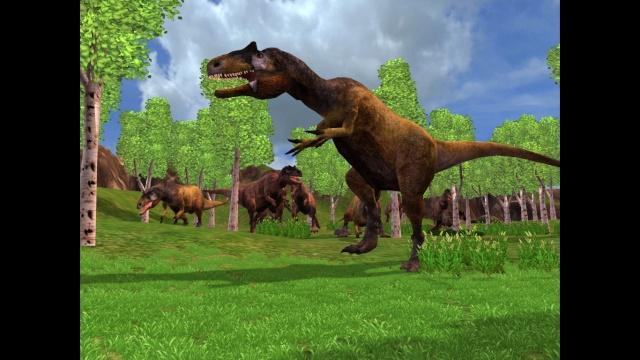 El Zoo Prehistorico Privado Pic1720
